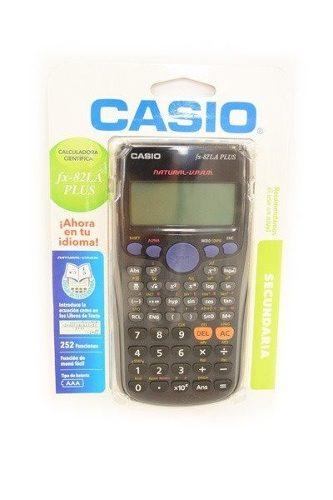 Calculadora Cientifi Casiofx-82laplus Precio Mayoreo $