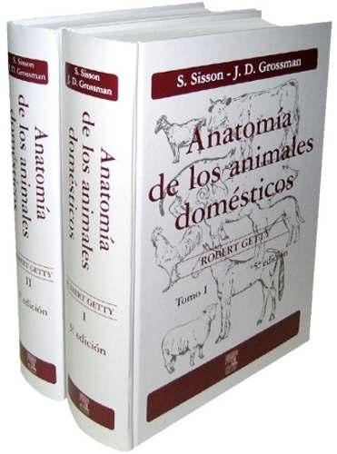 Envío Gratis. Pack Anatomía De Los Animales Domésticos 2