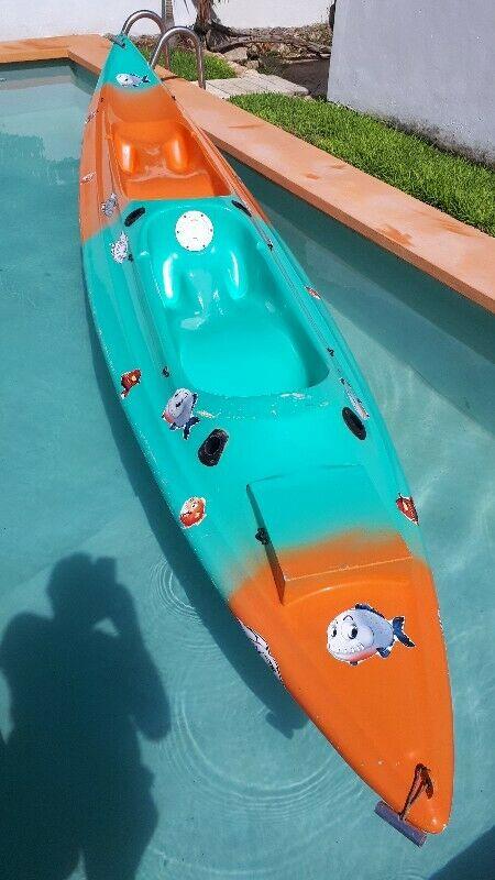 Kayak para dos personas