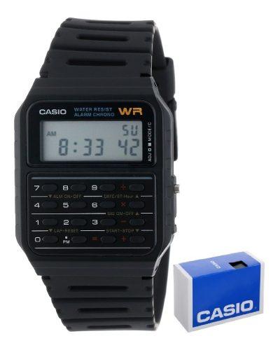 Reloj Casio Ca-53 Calculadora 100% Original Retro Caballero