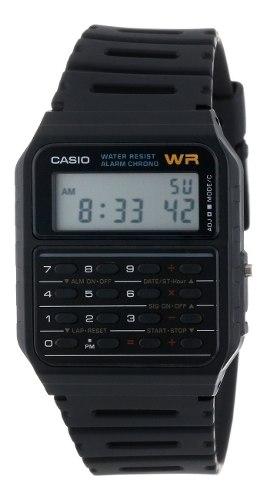 Reloj Casio Ca-53 Calculadora Retro 100% Original Sin Caja