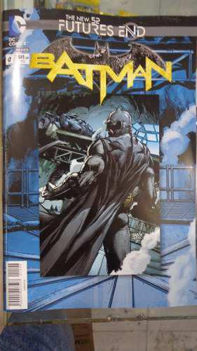Batman Futures End Vol.1 Dc Comic´s Televisa 2015