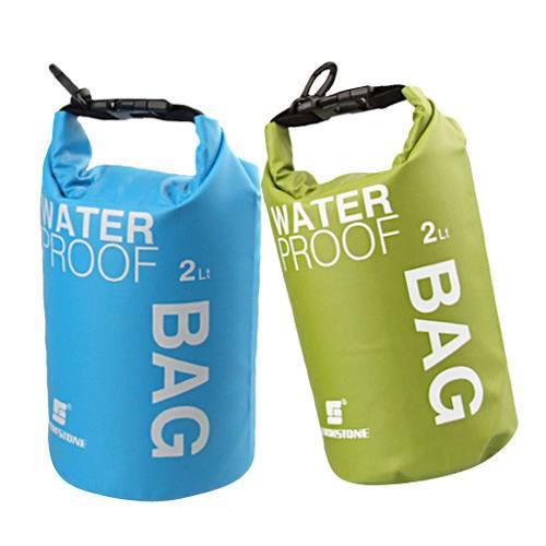 Bolsa Saco Impermeable A Prueba De Agua Kayak Camping Rafti