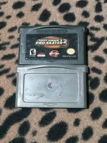 Cartuchos Juego Para Game Boy Advance Sp