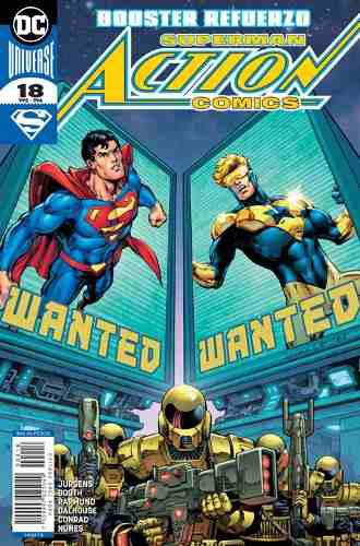 Comic Dc Universe Rebirth Superman Action Comics # 18 Nuevo