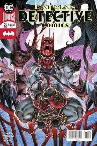 Comics Dc Universe Rebirth Batman Detective Comics # 21 Nuev
