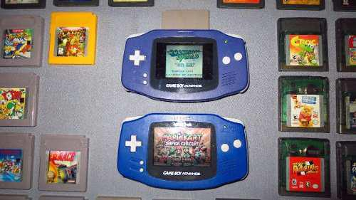 Consola Gameboy Advance Compatible Gameboy Clasico Gbc Y Gba