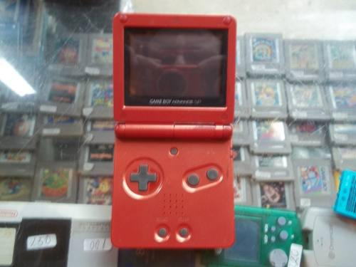Consola Nintendo Game Boy Advance Sp