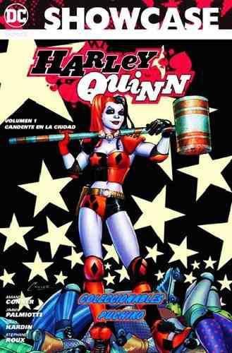 Dc Comics Harley Quinn 1 Showcase Vol 1 Candente En La Ciuda