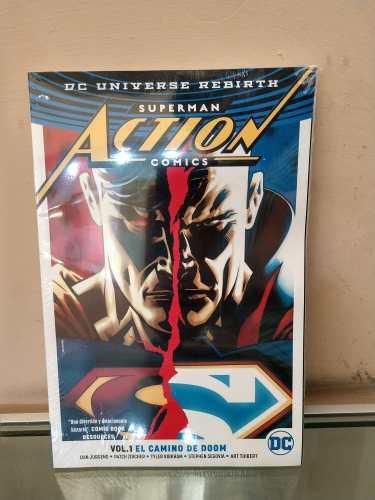 Dc Comics Rebirth Superman Action Comics Vol 1 Envio Gratis
