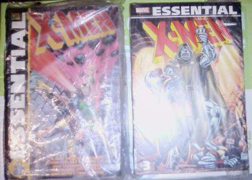 Essential X Men Omnibus Ingles # 3