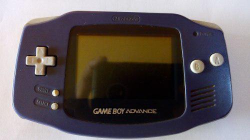 Game Boy Advance Azul C. 2 Juegos
