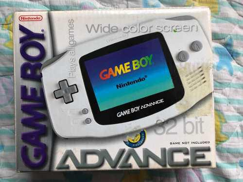 Game Boy Advance Completo