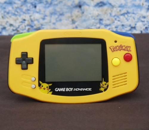 Game Boy Advance Edicion Pokemon Carcasa De Remplazo