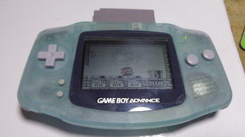 Game Boy Advance Gba Con Carcasa Nueva