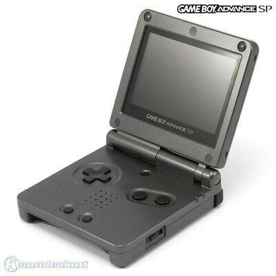 Game Boy Advance Sp Doble Luz Con Cargador