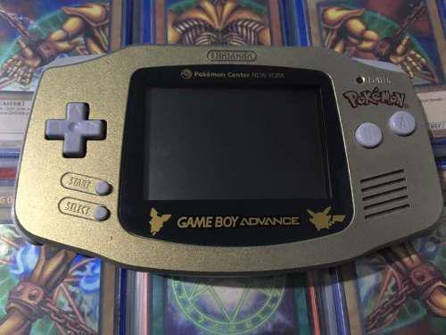 Gameboy Advance Edición Pokemon Center Newyork
