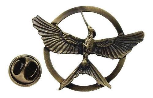 Juegos Del Hambre Pin Sinsajo Liberado Hunger Games Katniss