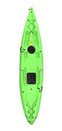 Kayak Malibu Pro 2 Tandem Recreativo Verde Lima