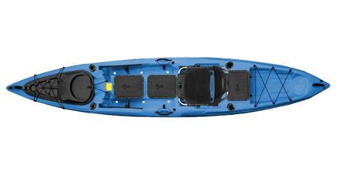 Kayak Malibu X Factor Pesca Y Buceo Color Cafe