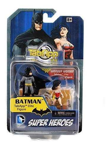 Los Superhéroes De Dc Comics Batman Y La Mujer Maravilla