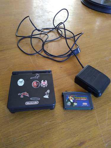 Nintendo Gameboy Advance Sp Usado + 1 Juego