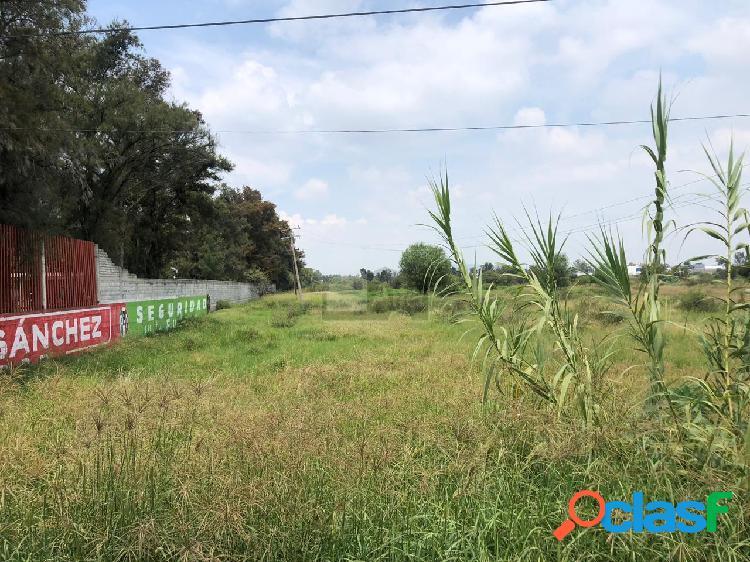 Se vende terreno en $850 el M2, uso de suelo mixto