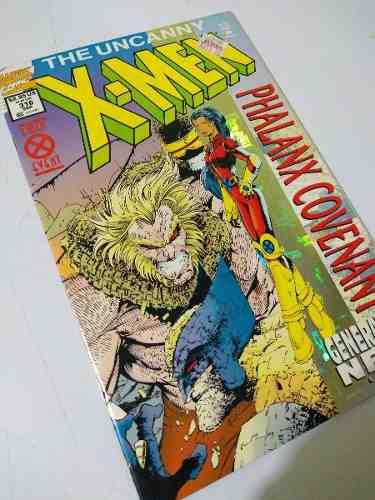 X Men - The Uncanny #316 (inglés) Phalanx Covenant
