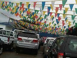 Banderines de Plástico