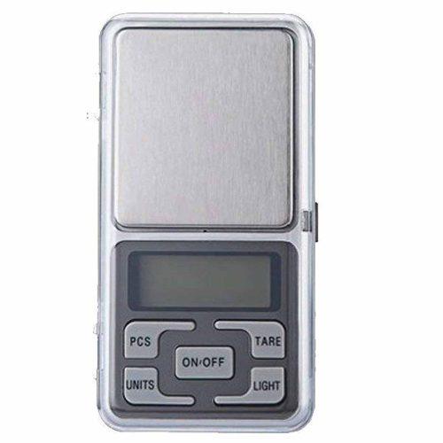 Bascula Digital Gramera Capacidad 500 Gr A 0.01 Gr Precision