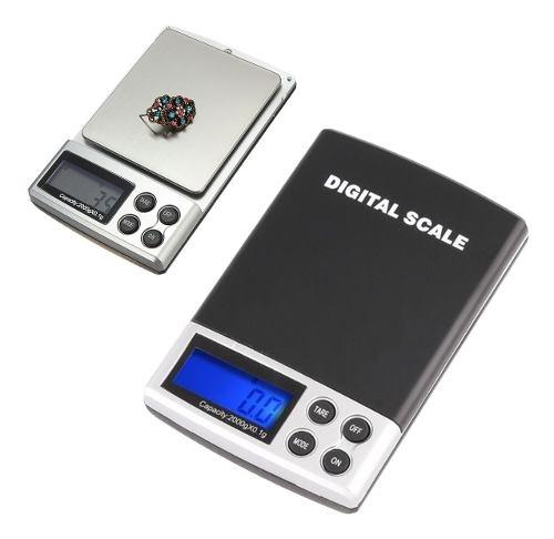Bascula Para Joyas Digital Portatil g X 0.1g Joyero