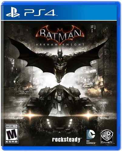 Batman Arkham Knight Ps4 Playstation 4 Nuevo Y Sellado Juego