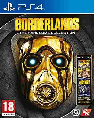 Borderlands: The Handsome Collection - Juegos De Playstation