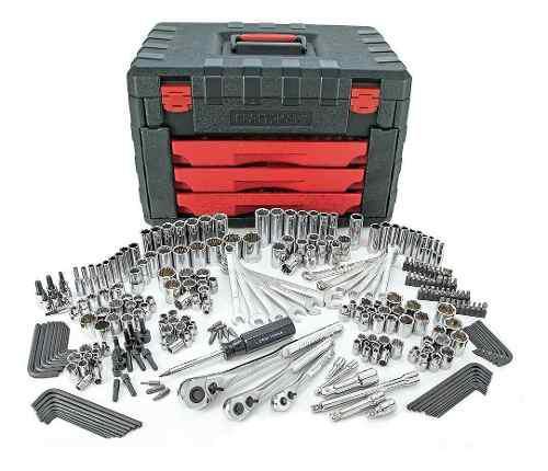 Caja De Herramienta Craftsman 270 Piezas Jr