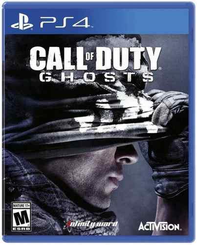 Call Of Duty Ghosts Cod Ps4 Playstation Nuevo Sellado Juego