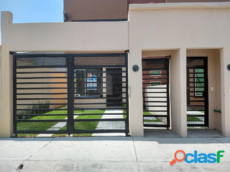 Casa en condominio en venta en Santiaguito, Texcoco, México