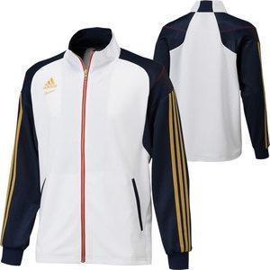 Chamarra Sport Hombre adidas Profesional Talla L Nueva2,299$
