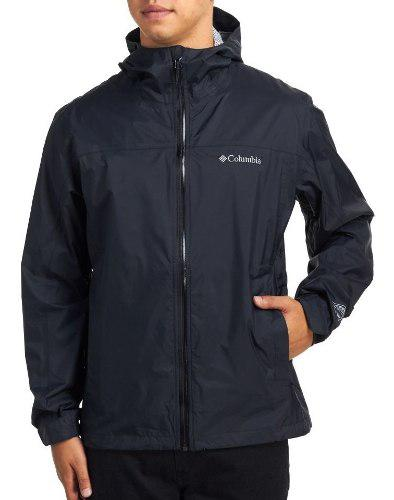 Columbia Evapouration Chamarra Impermeable Para Hombre