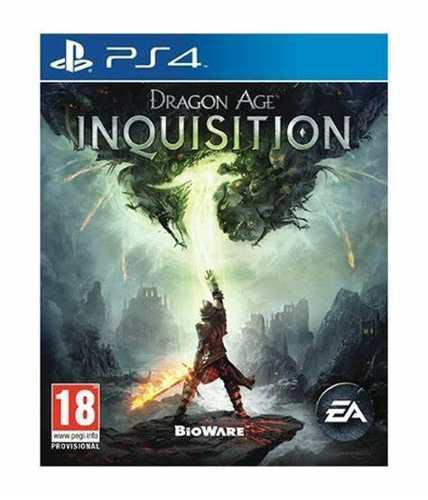 Dragon Age Inquisition Juego Para Playstation 4 Ps4 Aventura