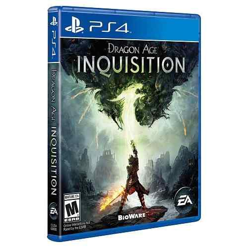 Dragon Age Inquisition Ps4 Play Station Sellado Juego