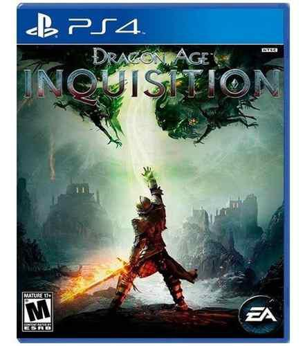 Dragon Age Inquisition Ps4 Playstation 4 Nuevo Sellado Juego