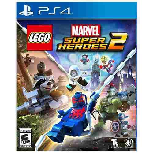 Juego Lego Marvel Super Heroes 2 Ps4 Nuevo Original
