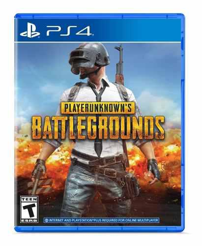 Juego Playerunknown's Battlegrounds Ps4 Nuevo Original