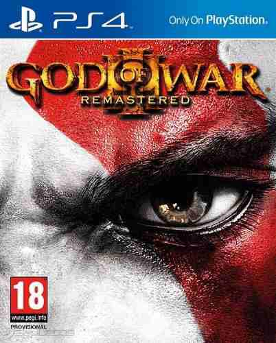Juego Ps4 God Of War Remasterizado