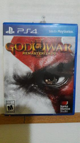 Juego Ps4 God Of War Semi Nuevo Muy Cuidado