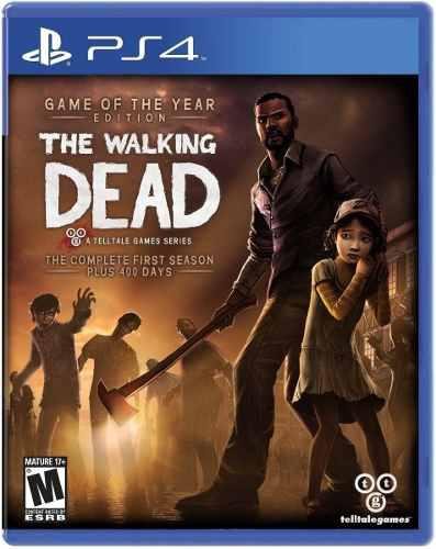 Juego The Walking Dead The Complete First Season Ps4 Nuevo