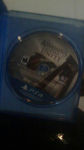 Juegos Para Ps4. Assassis Ceed Unity
