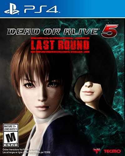 Juegos,dead Or Alive 5 Última Ronda - Playstation 4