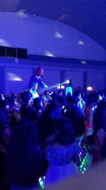 Luz y sonido magos Oaxaca animación para tu evento social