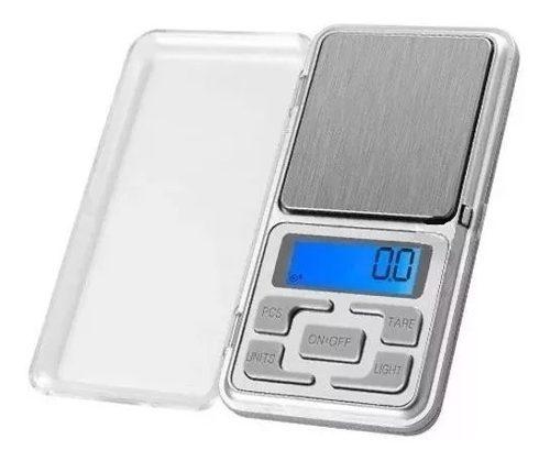 Mini Bascula Digital 0.01 Gr A 500 Gr Joyera Cocina